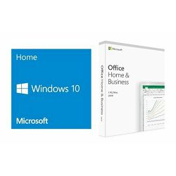 DSP Win10 Home + Office H&B 2019 - HRV, KW9-00149 + T5D-0330