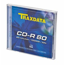 TRAXDATA OPTIČKI MEDIJ CD-R BOX 1