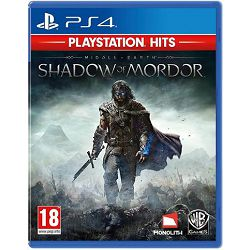 Middle-earth: Shadow Of Mordor HITS PS4