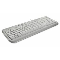 Microsoft Wired Keyboard 600 White, ANB-00032