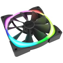 NZXT Aer RGB 2, 140mm RGB ventilator, 4pin