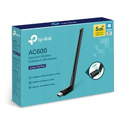 TP-Link Archer T2U Plus, AC600 WLAN USB adapter