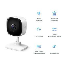 TP-Link Tapo C Fixed Home Security WiFi Camera